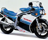 Suzuki GSX-R750 to be relaunched