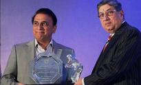 Sunil Gavaskar bats for N. Srinivasan in IPL spot-fixing scandal
