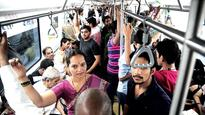 Metro ferried record 1 crore commuters this November