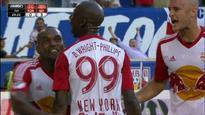 MLS: Giovinco hurt as Red Bulls crush TFC