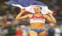 Isinbayeva confident of athletics top post