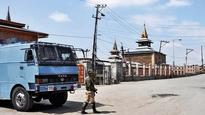 Kashmir unrest: Valley under curfew on Eid; choppers and drones to keep vigil