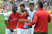 Arsenal thank Mikel Arteta for the memories after five years with the club (Video)