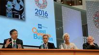 Chinese banker advocates free trade at debate