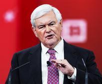 Newt Gingrich Is Bullish on Donald Trump