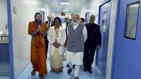 Ramdev's institute to lead to wider acceptance of ayurveda: PM Narendra Modi