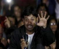 JNU VC terms hunger strike by students 'unlawful', calls for discussion
