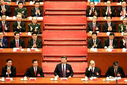 How Xi plans China's world domination