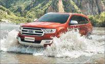 All-New Ford Endeavour SUV hits Nepal roads