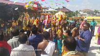Miri Hindus look forward to celebrate Deepavali at new temple
