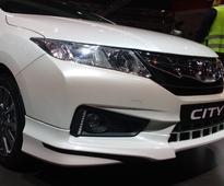 Honda City Sport variant unveiled at Delhi Auto Expo 2016