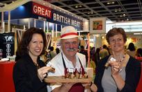 News story: The GREAT Taste of Britain - largest delegation of UK companies
