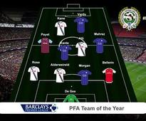 Leicester, Tottenham players dominate PFA Premier League team of the year