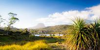 Touring Scenic Tasmania