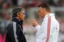 Louis van Gaal would be 'disappointed' if Manchester United held talks with Jose Mourinho