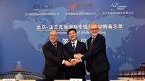 Fraport strikes partnership with Beijing Capital International and Air China