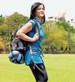 Michelle Kakade dedicates Guinness Book honour to battling Indian women