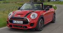 Mini adds JCW to Convertible range John Cooper Works arrives as new Mini Convertible flagship from $54,900 BOCs