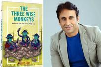 Book launch  Three wise monkey
