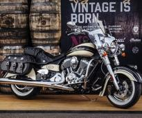 Indian Motorcycle and Jack Daniel's team up to make limited edition Jack Daniel's branded bike