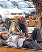 Over 100 homeless succumb to heat