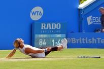 Dominika Cibulkova takes 'best week ever on grass' into Wimbledon