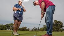 Marlborough Golf Club life members revel in voluntary work