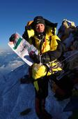 See PIC: Anshu Jamsenpa becomes first woman in the world to scale Mt Everest four times