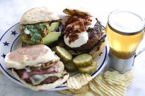 JULY FOURTH: 10 ideas for rebooting the basic summer hamburger
