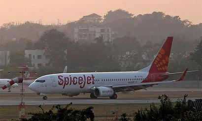 Er, who owns SpiceJet?