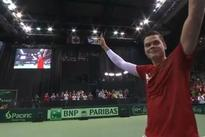 Davis Cup returns to Halifax this September