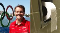 More toilet talk with Doug Dirks from Rio