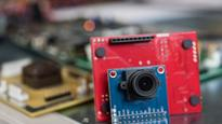 Low-power always-on camera has gesture recognition