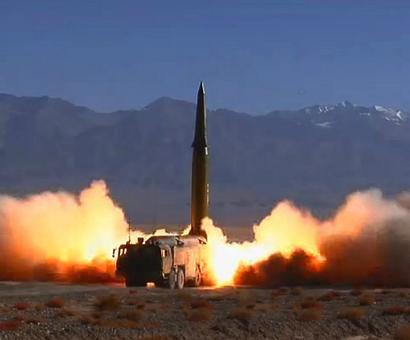 China makes a statement with its Rocket Force