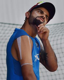 Cautious Kohli skips batting at nets ahead of 4th Test