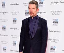 Ethan Hawke describes Trump's presidency as 'fascism' and says Hollywood will speak out