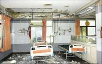 Close shave for infants at SSG hospital as ceiling collapses