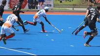 Four Nations Invitational Hockey: India down hosts New Zealand to enter final