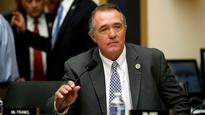 Republican lawmaker Trent Franks quits US Congress after explosive new claims