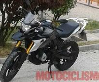 BMW Spied Testing An All-New Entry Level Adventure Motorcycle