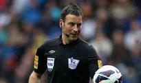 Mark Clattenburg back at Stamford Bridge