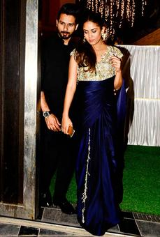 PIX: Shahid-Mira party with newlyweds Gautam Gupta-Smriti Khanna