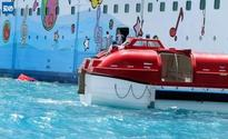 Lifeboat accident on cruise ship injures four, kills one