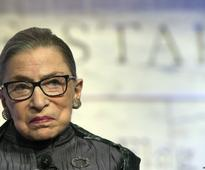 Justice Ruth Bader Ginsburg to Donald Trump: Sorry, Not Sorry