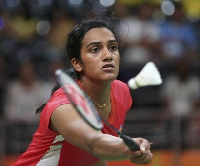 Sindhu in quarter-finals after easy win over Tzu Ying