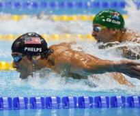 Phelps rubbishes comeback reports