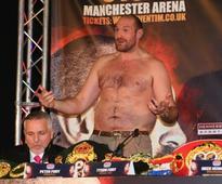Tyson Fury capable of shedding extra weight ahead of Klitschko clash