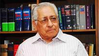 Out-of-court settlement for Babri Masjid impractical: Soli Sorabjee