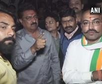 Congress candidate against Gujarat CM Vijay Rupani arrested