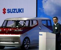 Strong India sales help Suzuki Motor post 68% rise in Q3 profit